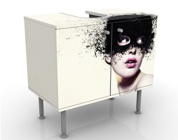 Product picture Design Vanity The Girl With The Black...