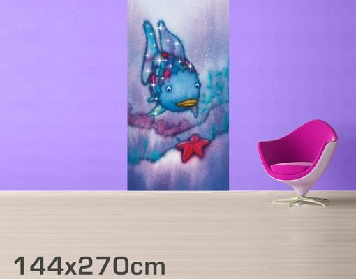 Produktfoto Kindertapete - selbstklebend - Der Regenbogenfisch - Der Seestern