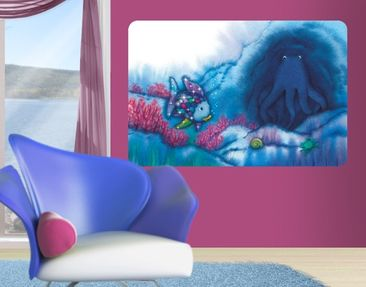 Produktfoto Selbstklebendes Wandbild Der...