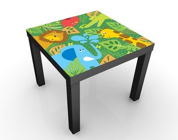 Product picture Design Table no.BP4 Zoo Animals