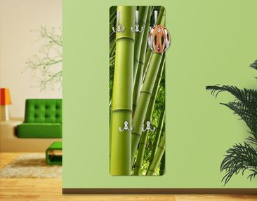 Product picture Coat Rack - Bamboo Trees No.1 139x46x2cm
