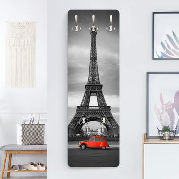 Product picture Coat Rack - Spot on Paris 139x46x2cm