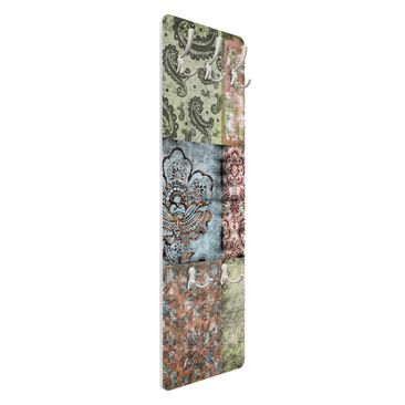 Product picture Coat Rack - Old Patterns 139x46x2cm
