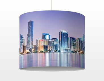 Produktfoto Design Lamp Purple Miami Beach