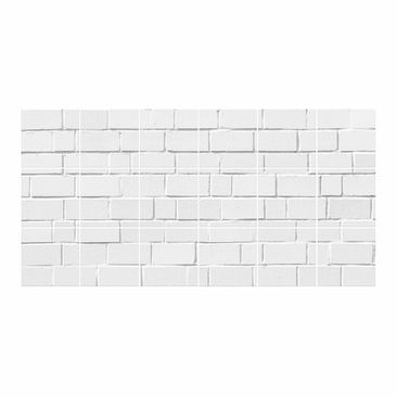 Product picture Tile Mural White Stone Wall