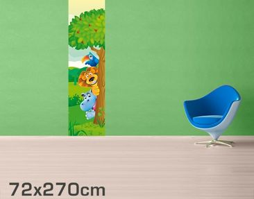 Product picture Photo Wall Mural no.BF1 Jungle Animals