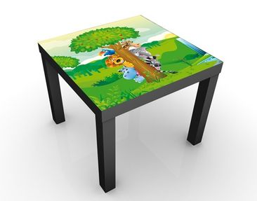 Product picture Design Table no.BF1 Jungle Animals...