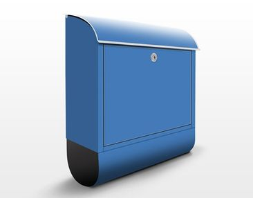 Product picture Design Letter Box Colour Royal Blue...
