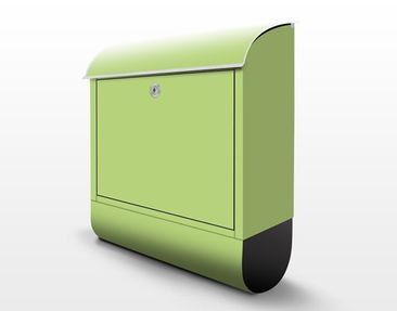 Product picture Design Letter Box Colour Spring Green...