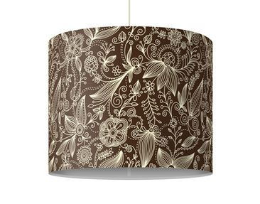 Product picture Design Lamp Art Nouveau Monochrome