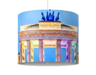 Produktfoto Design Lamp The Brandenburger Tor