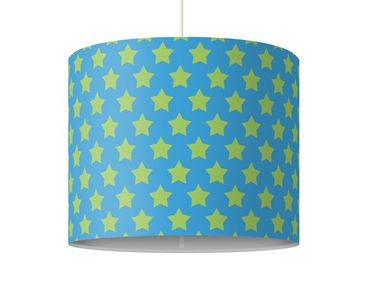 Product picture Design Lamp no.DS106 Stars Design Green