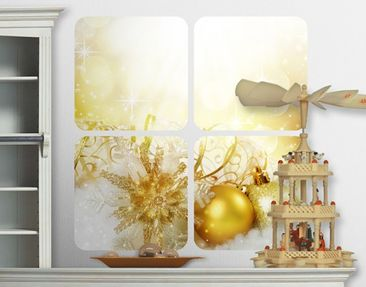 Produktfoto Wall Mural Christmas Magic Quattro