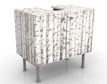 Product picture Design Vanity no.YK15 Birch Wall...