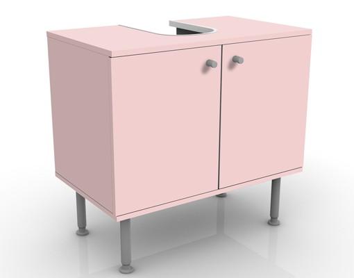 Mobile sottolavabo colore rosa mobile bagno rosa