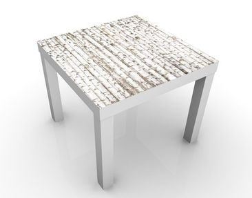 Produktfoto Design Table no.YK15 Birch Wall...