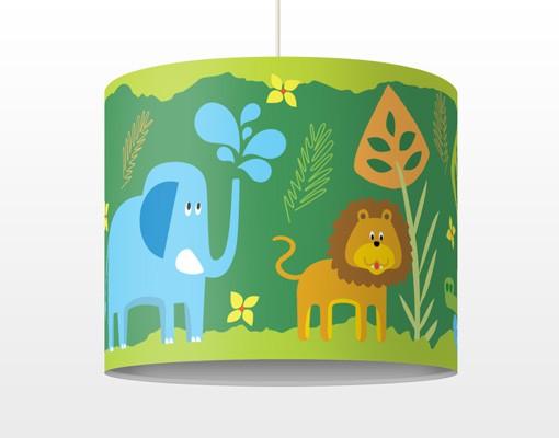 Kinderlampe No.BP14 Zootiere  - Lampe -...