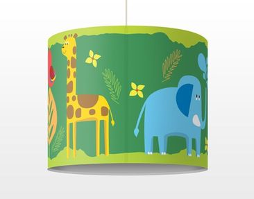 Product picture Design Lamp no.BP14 Zoo Animals