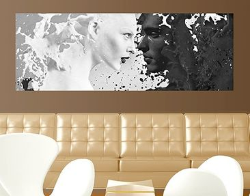 Product picture Wall Mural - no.40 Milk & Coffee II...
