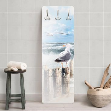 Product picture Coat Rack - No.YK3 absolute Sylt...