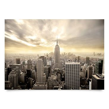 Produktfoto Wall Mural - no.24 Manhattan Dawn