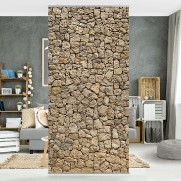 Product picture Panel Curtain Antique Cobblestone...