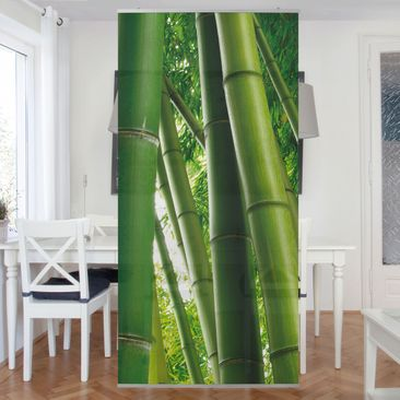 Product picture Panel Curtain Bamboo Trees No. 1...