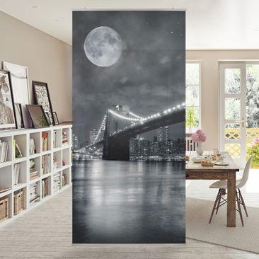 Produktfoto Raumteiler - Manhattan Mysteries 250x120cm