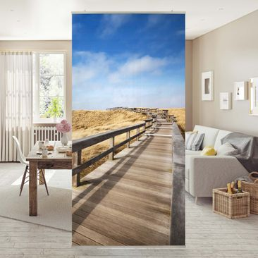 Immagine del prodotto Tenda a pannello A Walk at the North Sea 250x120cm