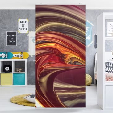 Product picture Panel Curtain Fantastic Burning...