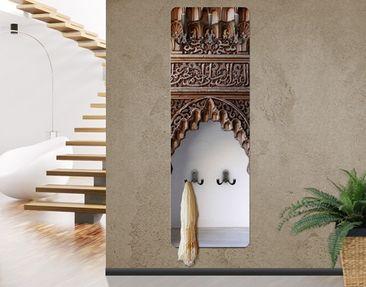 Produktfoto Garderobe - Alhambra - Braun