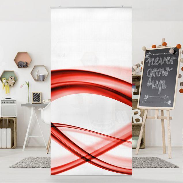 Produktfoto Raumteiler - Red Element 250x120cm