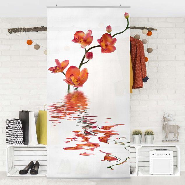Produktfoto Raumteiler - Flamy Orchid Waters 250x120cm