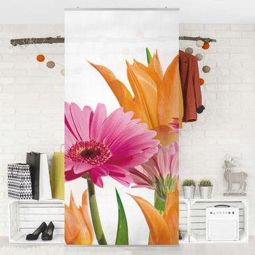 Produktfoto Raumteiler - Flower Melody 250x120cm