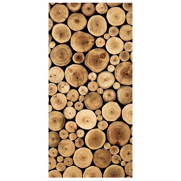 Produktfoto Raumteiler - Homey Firewood 250x120cm