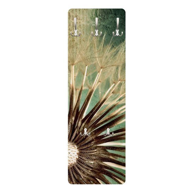 Produktfoto Garderobe Blumen - Closer Than Before - Grün