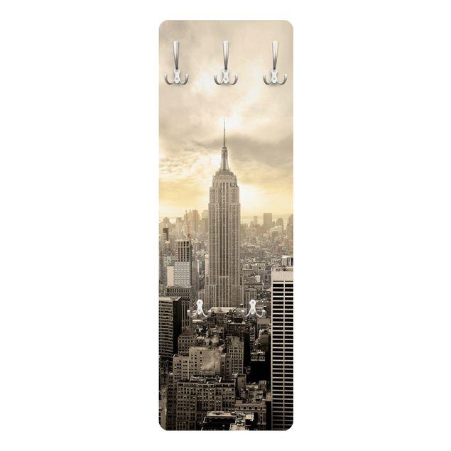 Produktfoto Garderobe New York - Manhattan Dawn - Beige