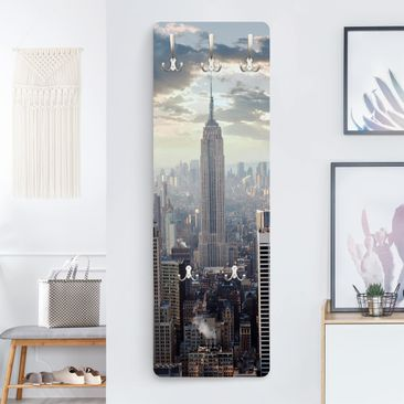 Product picture Coat Rack - Sunrise in New York...