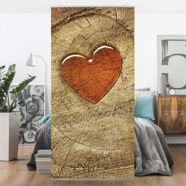 Product picture Panel Curtain No.41 Natural Love...