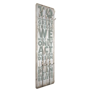 Product picture Coat Rack - No.RS179 Great Things...