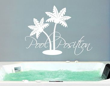 Product picture Wall Decal no.SF992 Pool Position