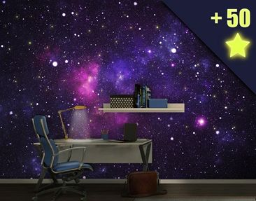 """Product picture Photo Wall Mural no.172 """"GALAXY""""..."""