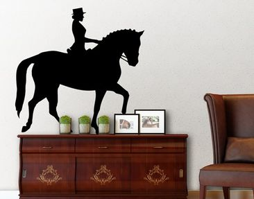 Produktfoto Wall Decal no.CA41 Grand Prix Rider