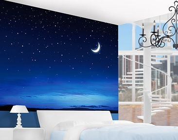 "Produktfoto Photo Wall Mural no.239 ""SILENT NIGHT""..."