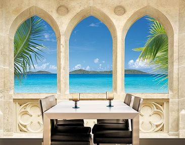 "Produktfoto Photo Wall Mural no.241 ""OCEAN VIEW""..."