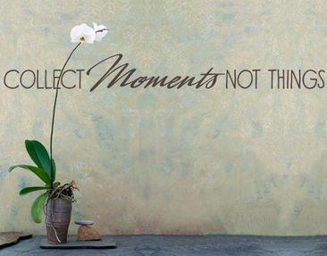 Immagine del prodotto Adesivo murale no.UL1065 Collect Moments