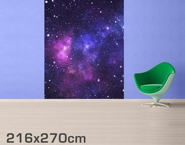 Product picture Photo Wall Mural Galaxy inclusive 50...