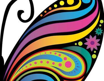 Product picture Window Sticker no.BP23 Mandala...
