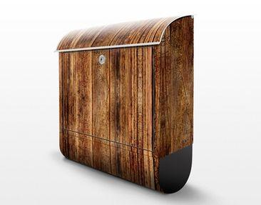 Product picture Design Letter Box Wooden Hut 39x46x13cm