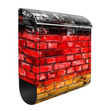 Product picture Design Letter Box Germany Stonewall...